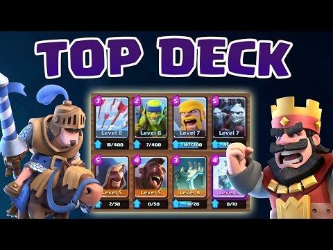 Vote no on clash royale monstrueux pack opening des barb for Meilleur deck arene 4