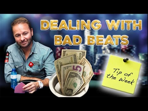 How to Deal with Bad Beats