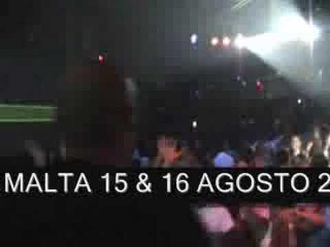DJ FILIX & PEPE' Vox @ MALTA 15 e 16 Agosto 2008