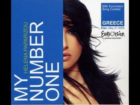 Helena Paparizou - Eurovision 2005 Greek Choice Show (FULL)