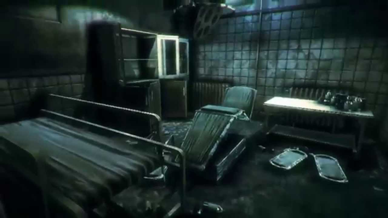 Unity3d Packcage Abandoned Hospital Preview Youtube