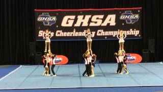 2015 GHSA State Competition - Winder-Barrow