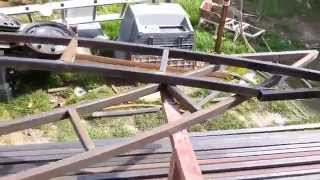 видео Козырьки из поликарбоната: формы и типы каркасов