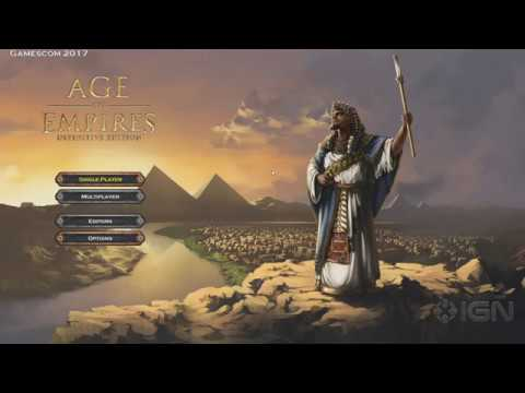 Link Tải Age of Empires Definitive Edition FULL CRACK 2018 mới nhất