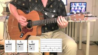 Teenage Dirtbag - Acoustic Guitar - chords - Wheatus