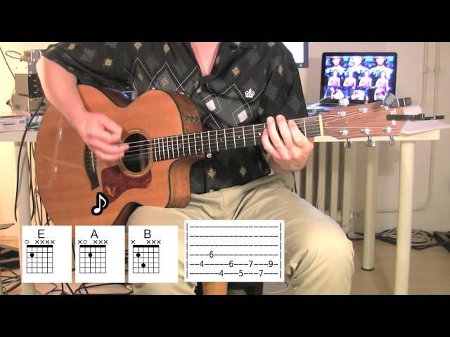 Playlist of Teenage Dirtbag - Acoustic Guitar - chords - Wheatus ...