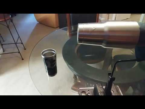 CHEAPEST AND EASIEST WAY TO MAKE A ROTATING STAND for painting your tumbler cup