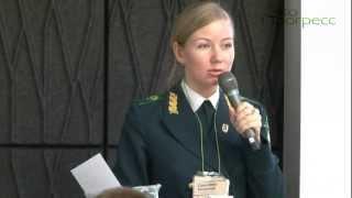 Наталья Соколова о законодательстве