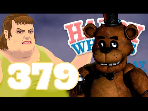 HAPPY WHEELS: Episodio 379 'FIVE NIGHTs AT...!!'