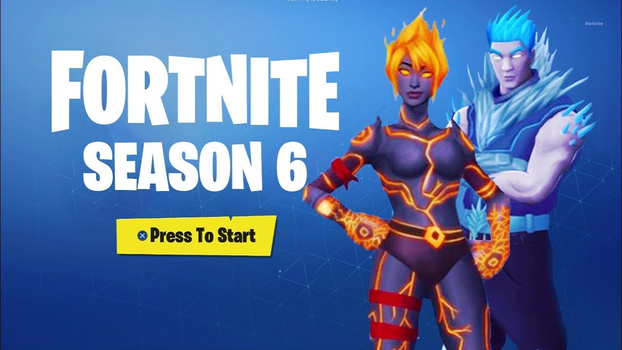 New Season 6 Teasers In Fortnite Battle Royale Season 6 Theme