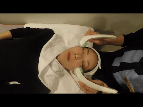 Taiwanese Nurse gets Laser Skin Treatment in Korea