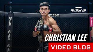Christian Lee | Fight Week Video Blog