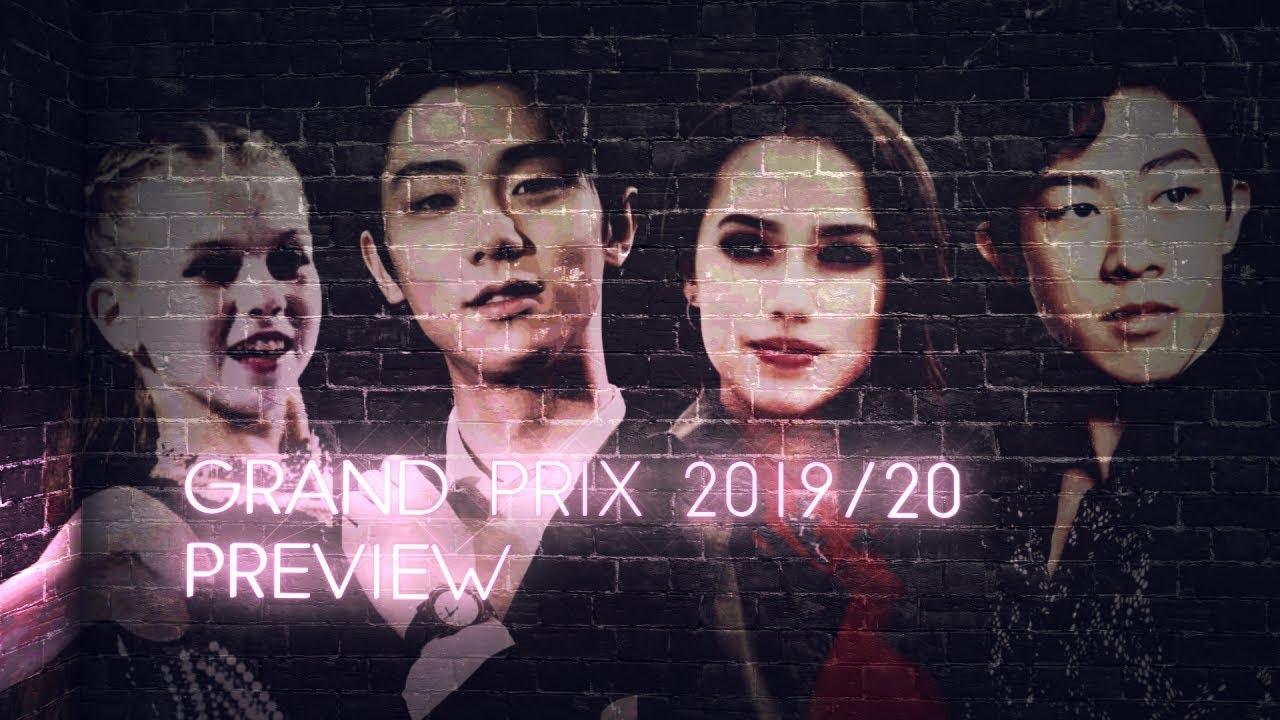 Grand Prix Series 2019/20 Preview