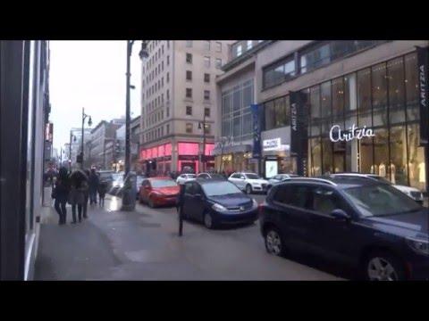 Saint Catherine Street Montreal Quebec Street View