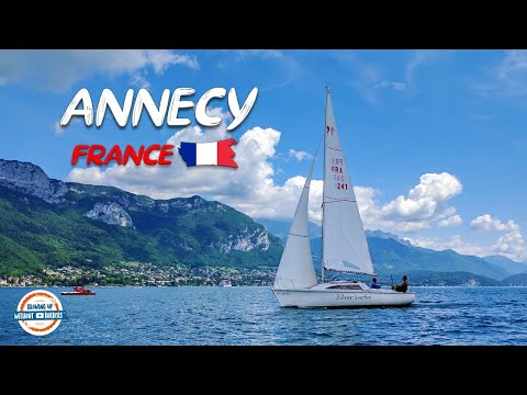 A tour of Annecy France - Venice of the Alps