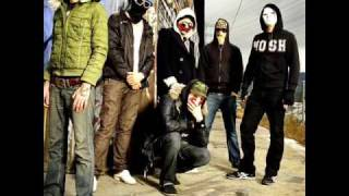Hollywood Undead -- Everywhere I Go (w/ lyrics)