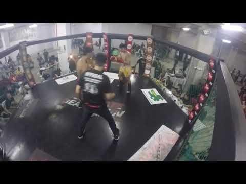 Mustafa Kamal Prime Fight Gym (blue)
