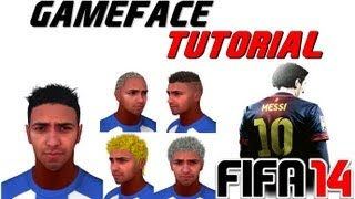 FIFA 16-15 : Gameface Tutorial