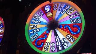 MAX BET Monopoly 3-Reel Slot Live Play!!!!