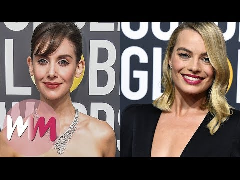 Top 5 Best Dressed Women at the 2018 Golden Globes