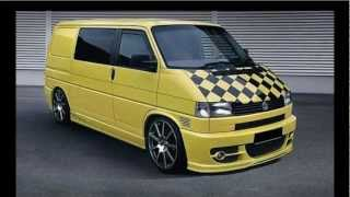 VW Transporter Caravelle T4 - Tuning - Body kit