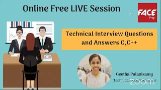 Technical Interview Questions and Answers C, C++