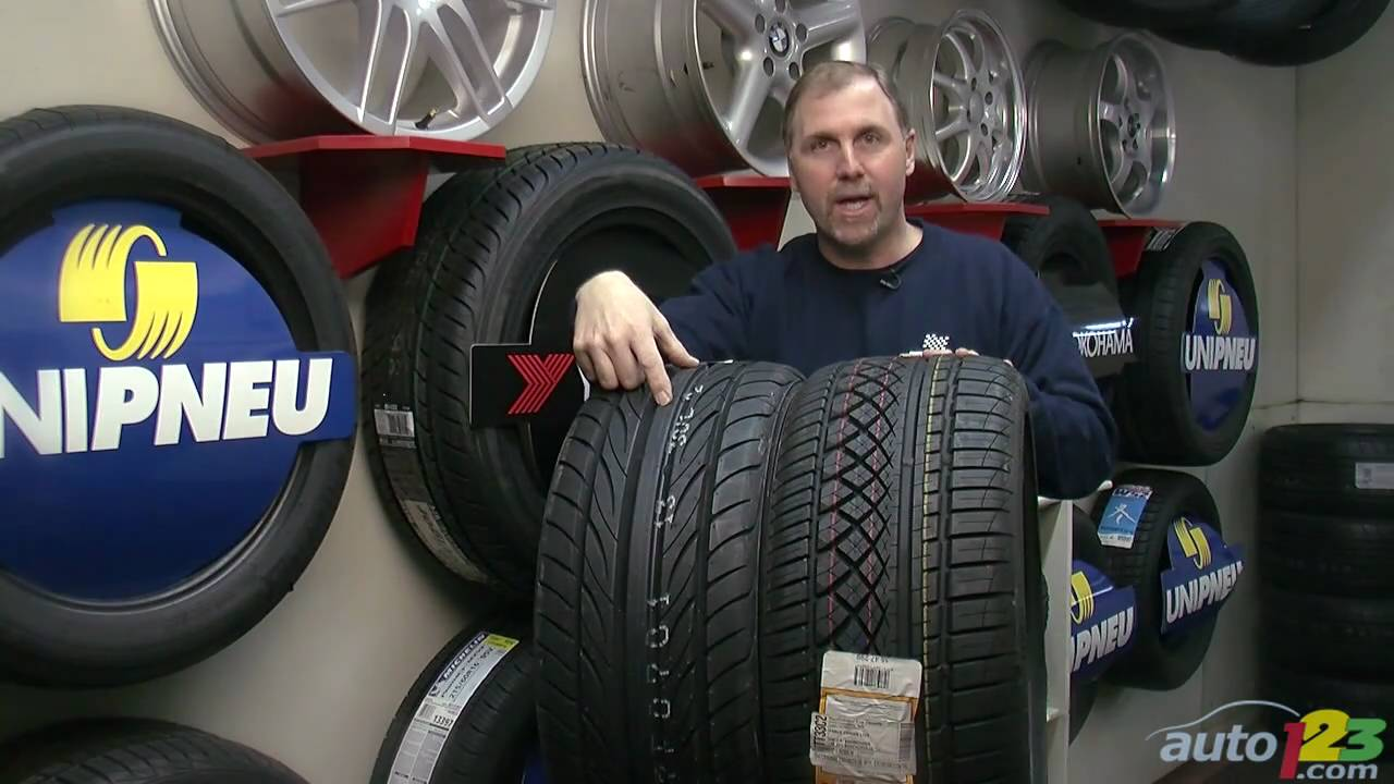 What Are The Differences Between Asymmetrical And Directional Tires