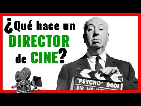 ¿Qué HACE un DIRECTOR DE CINE? [los 4 PASOS de una PELICULA]🎬