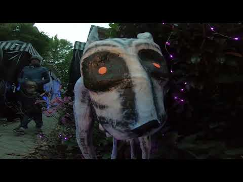 Lambertville NJ Halloween House celebrates 20 years