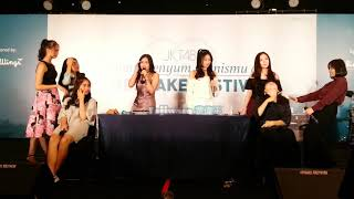 JKT48 - Games Session 4 @. HS Suzukake Nanchara