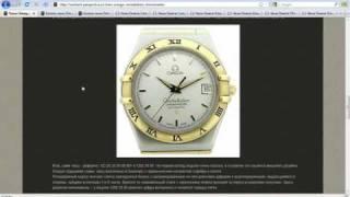 Купить часы Omega Constellation Chronometer!(Купить часы Omega Constellation Chronometer -- передача про часы омега цена которых привлекательна для коллекционеров!..., 2010-12-26T20:29:51.000Z)