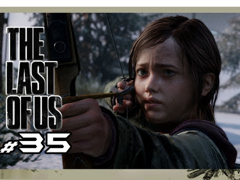 The Last of Us - Part 35 - Snow Storm (Gameplay Walkthrough HD) Ps3 Exclusive