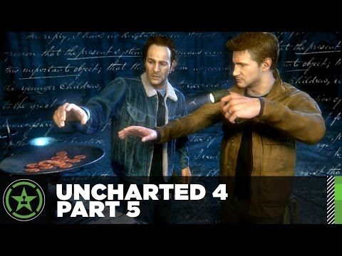 Let's Watch – Uncharted 4: A Thief's End – Part 5
