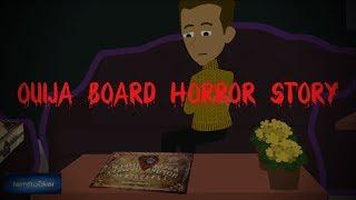 Ouija Board Horror Story - Scary Story Animated