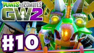 Plants vs. Zombies: Garden Warfare 2 - Gameplay Part 10 - Infinity Time! Gnomes! (PC)