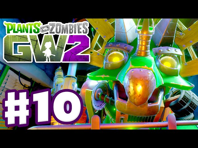 Plants vs. Zombies: Garden Warfare 2 - Gameplay Part 10 - Infinity ...