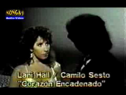 CAMILO SESTO & LANI HALL CORAZON ENCADENADO VIDEO CLIP