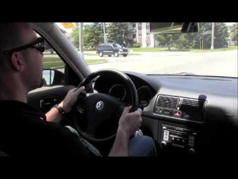 2008 VW City Golf at Volkswagen Waterloo Test Drive