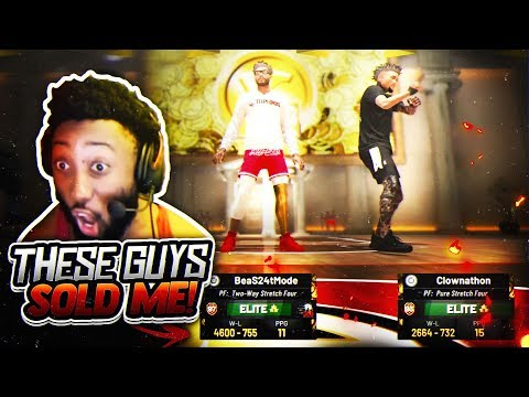 THESE GOLD RUSH / RUFFLES WINNER PULLED UP AGAINST TOP DOG WINNERS AND SOLD ME!!! NBA 2K19
