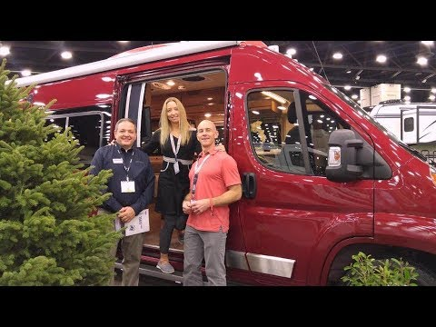 RVIA Show 2017 - Live Chat with Russ Garfin of Winnebago!