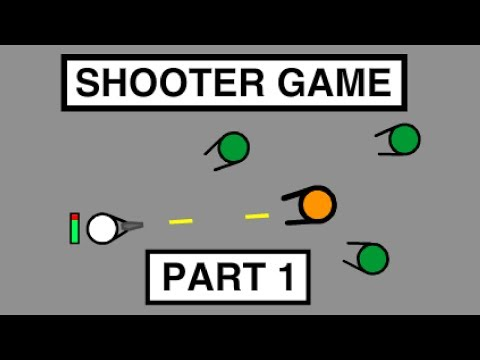 Scratch Tutorial: How to Make a Shooter Game (Part 1)