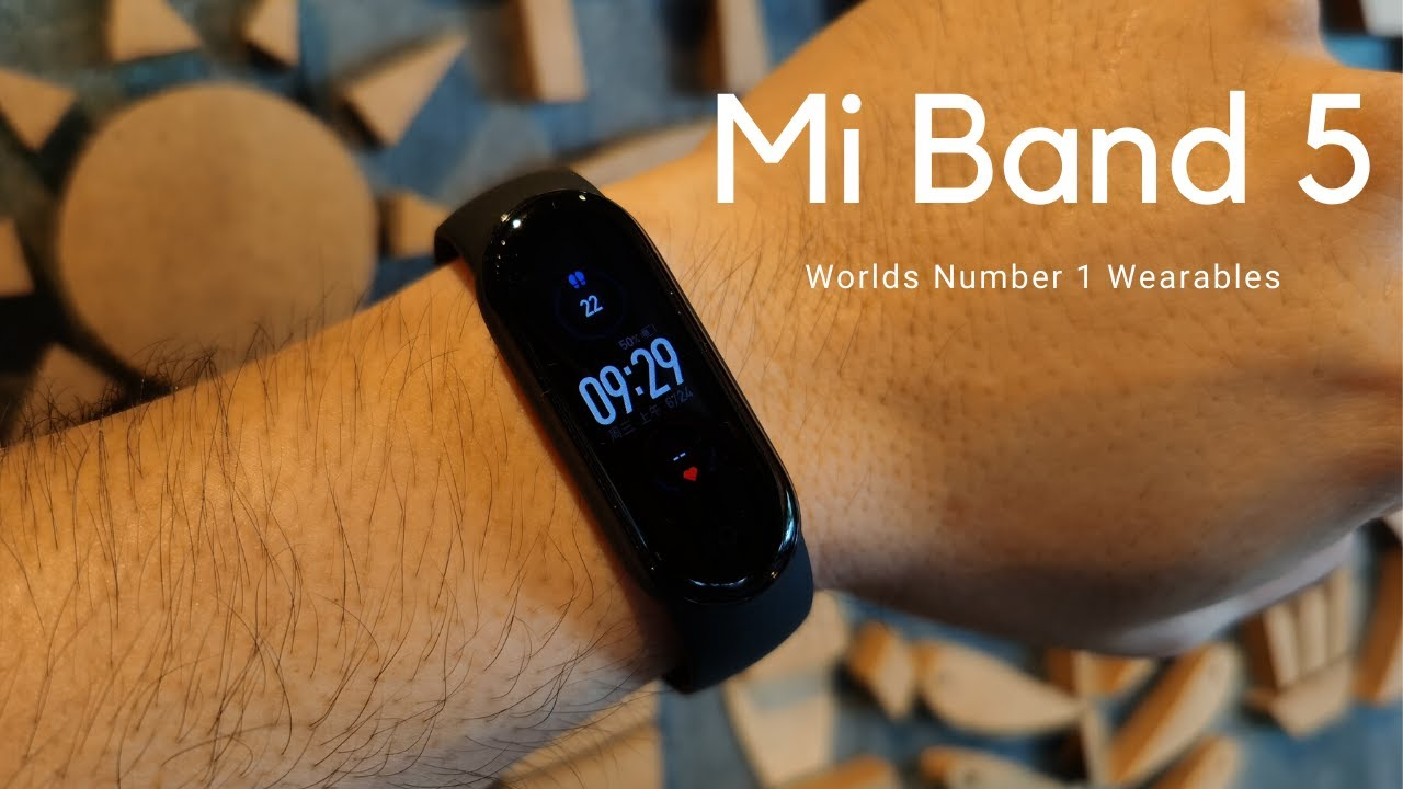 Xiaomi Mi Band 5 Review: The World's Number 1 Wearable is Now More Enhanced than Ever!
