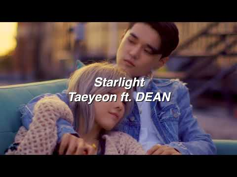 Starlight by Taeyeon ft. DEAN if you're on a rooftop.