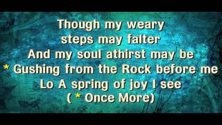 All the way my Savior leads me(Instrumental)
