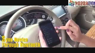ara direksiyon bağlantılı bluetooth caller id handsfree mp3 player fm transmitter