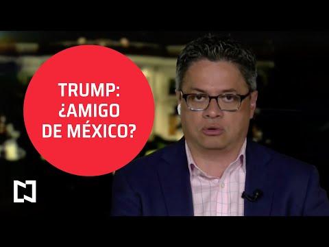 Análisis del primer encuentro entre AMLO y Donald Trump - Es la hora de opinar