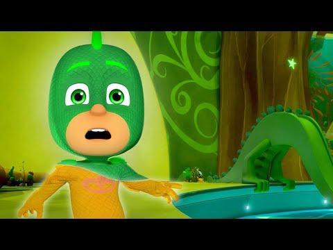 PJ Masks Deutsch Pyjamahelden Ganze Folgen 11 + 12   Cartoons für Kinder
