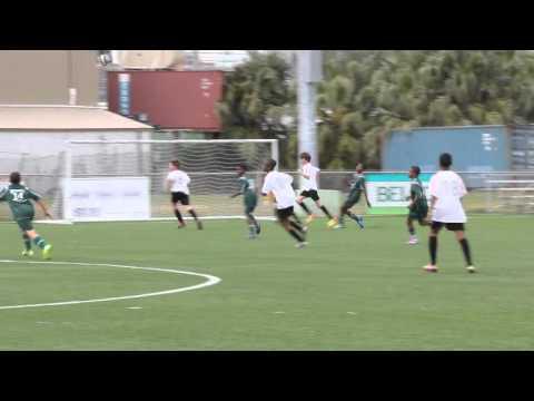 #2 Football Juniors Bermuda February 18 2012