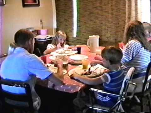Family home video 1987 - 1988