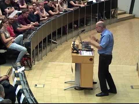 Physikalisches Kolloquium der Studierenden vom 4. Juli 2016 - Vortrag mit Prof. Dr. Harald Lesch